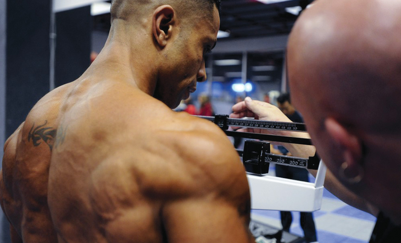 Bodybuilding klub