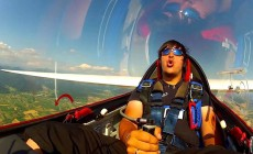Polet z letalom Xsport
