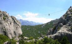 Plezanje Paklenica Avanturist