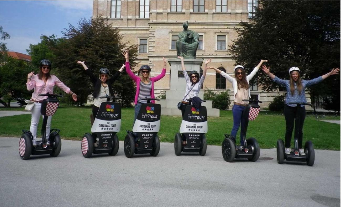 Segway City Tour Zagreb