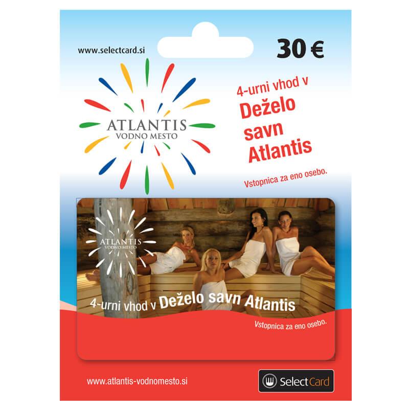 Atlantis-savne
