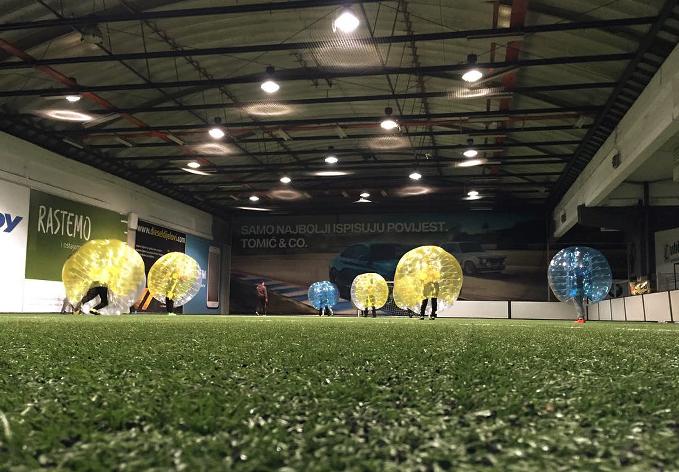 Bubble Football Zagreb Selectbox