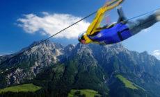 Zip-Line Flying Fox XXL