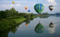 Polet z balonom - Pegaz