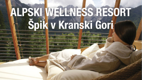 Alpski wellness resort