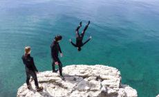 Cliff Jumping & Hiking Iris Adventures