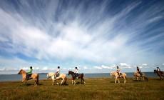 Jahanje konj na kmetiji Vrbnjak