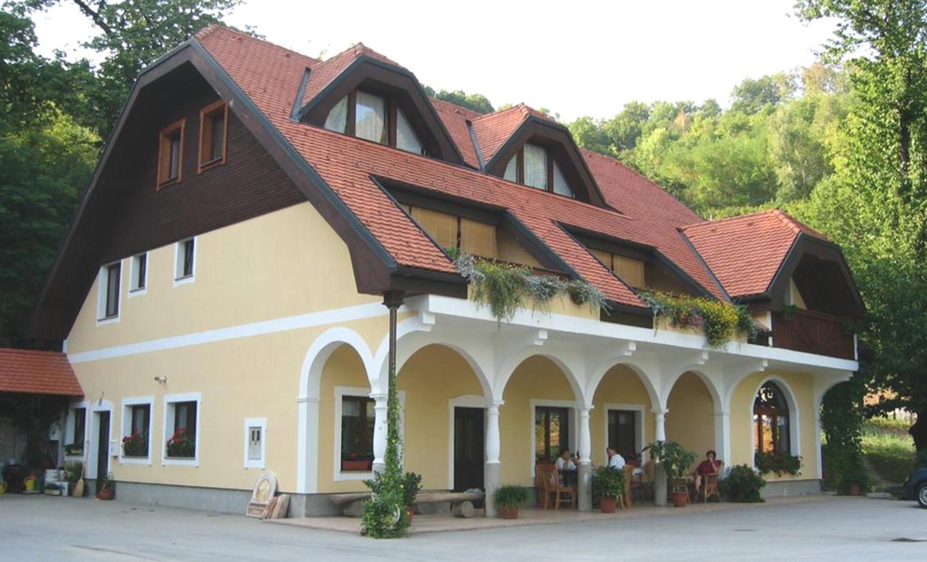 Turistična kmetija Pudvoi