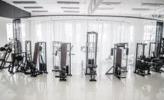 Fitnes center 4P