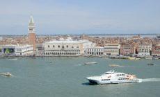 Izlet v Benetke z ladjo