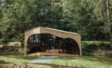 Forest glamping resort Blaguš