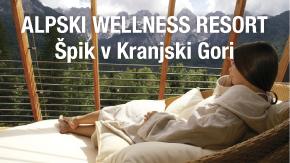 Alpski wellness Špik