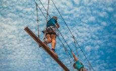 Adrenalinski park - Kamp Menina